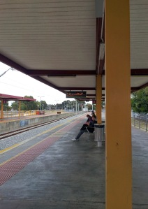 Midland train station