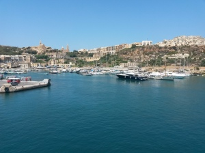 Mġarr Harbour