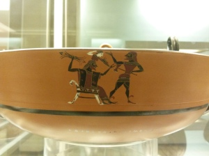 Athenian pottery