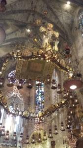 Gaudi's canopy